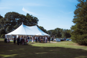 Celeste Wedding Marquee Wassand Hall