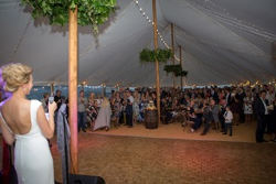 Marquee hire Yorkshire