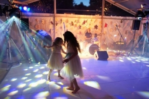 Clear marquee lighting York