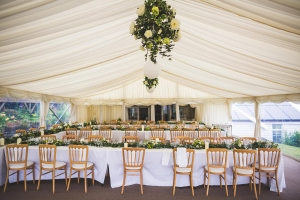 Marquee furniture hire York