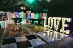 Display Marquees