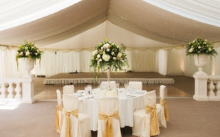 marquee hire sledmere