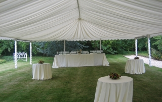 marquee hire in york