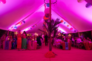Traditional Marquee Hire Yorkshire