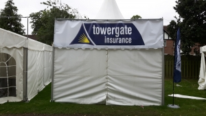 Tent hire Hull