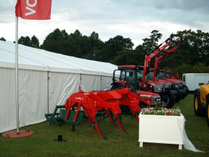 Marquees for Agicultural Shows