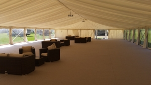 Corporate Hospitality Marquees