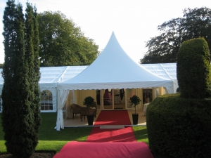 Marquee for Corporate Hospitality