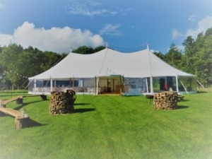 Vintage Wedding Marquee Hire Harrogate