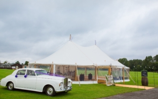 Stretch Marquee York marquee hire
