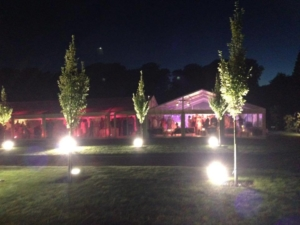 Clear marquee hire Yorkshire