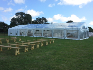 Clear Marquee East Yorkshire
