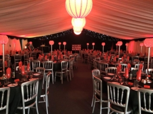 Birthday Party Marquee Yorkshire
