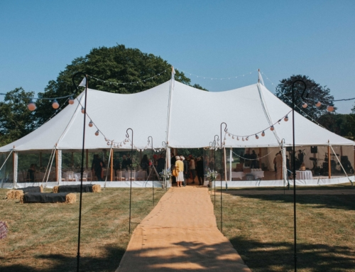 Celeste Marquee Open Day