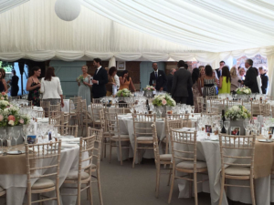 Wedding Marquee Hire East Yorkshire