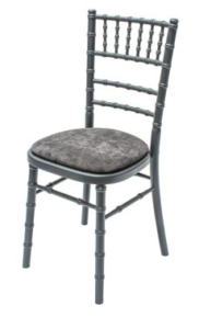 Anthracite Camelot Chair