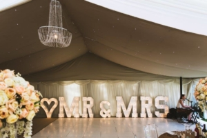 Marquee Wedding North Lincolnshire