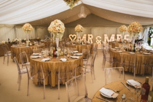 Lincolnshire Wedding Marquee