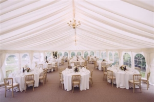 Wedding Marquee Lincolnshire