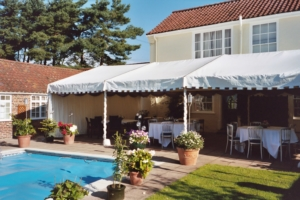 Marquee Awning